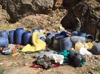 Tunceli'de PKK'ya ağır darbe