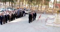 HÜKÜMET KONAĞI - 19 Ekim Muhtarlar Günü Araban'da Törenle Kutlandı