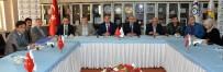 SEYFETTIN AZIZOĞLU - 2. OSB Tahsis Komisyonu İlk Toplantısını ETSO'da Yaptı