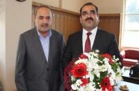 OSMAN YıLMAZ - Adıyaman Baro Başkanlığında Devir Teslim Töreni Gerçekleştirildi