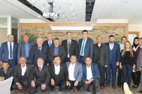 AFYONKARAHİSAR VALİLİĞİ - Afyonkarahisar'da 'Muhtar Günü' Kutlama Etkinliği Yapıldı