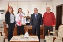 AHMET ARABACı - Ahmet Arabacı Açıklaması İlknur Gedik Kütahya'yı En İyi Şekilde Temsil Eden Milli Bir Sporcumuzdur