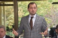 İL EMNİYET MÜDÜRLERİ - AK Parti İl Başkanı Yüksel'in Çorlu Ziyareti