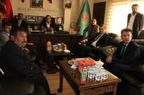 KOÇAK - Aksaray'da Muhtarlar Ziraat Odası'nda Bir Araya Geldi