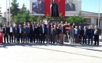 ESNAF ODASı BAŞKANı - Alaçam'da Muhtarlar Günü Törenle Kutlandı