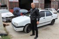 AHLAKSIZLIK - Aldığı İkinci El Otomobilin Önü 1996, Arkası 2000 Model Çıktı