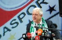 İSTİFA - Ali Ay Açıklaması 'Futbolculara Yöneticinin Şahsi Çek Karnesinden Ödeme Yaptık'
