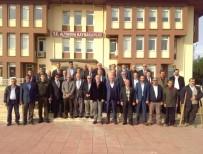 NURULLAH KAYA - Altınova'da Muhtarlar Günü Kutlandı