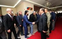 FERHAT BURAKGAZI - Amasya'da Yöneticiler İle Muhtarlar Buluştu