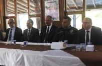 HACI İBRAHİM TÜRKOĞLU - Bafra'da Muhtarlar Günü Kutlandı