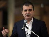 VİZE SERBESTİSİ - Bakan Çelik'ten 'vize serbestisi' açıklaması