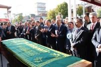 MILLI SAVUNMA BAKANLıĞı - Bakan Işık, Bakanlık Müsteşarı Fidan'ın Babasının Cenazesine Katıldı