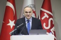 TÜRK STANDARTLARI ENSTİTÜSÜ - Bakan Özlü Açıklaması 'Esas Önemli Olan Ar-Ge Projelerini Ticari Ürünlere Dönüştürebilmektir'