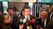 KİŞİ BAŞINA DÜŞEN MİLLİ GELİR - Bakan Zeybekci'den Enflasyon Sepeti İle İlgili Açıklama