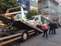 OTOPARK ÜCRETİ - Bandırma'da Otopark Borcu Olan Araçlara Çekme Kararı
