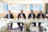 KASTAMONU ÜNIVERSITESI - Başkan Babaş, Muhtarlarla Bir Araya Geldi
