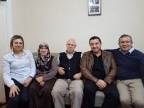 ZEMZEM - Başkan Bakıcı'dan Hacılara Ziyaret