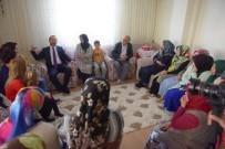 SOSYAL BELEDİYECİLİK - Başkan Çamyar'dan Mahalle Toplantıları