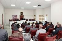 GÖKHAN KARAÇOBAN - Başkan Karaçoban Muhtarlarla Buluştu
