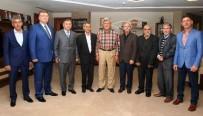 MEHMET TOP - Başkan Karaosmanoğlu, SUMOTAŞ Yönetimiyle Bir Araya Geldi