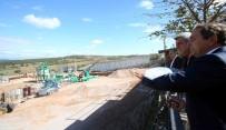 SOLAKLAR - Başkan Karaosmanoğlu, Yeni Kurulan Asfalt Üretim Tesisini İnceledi