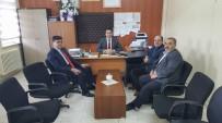 MECLİS ÜYESİ - Başkan Yalçın'dan Yeni Atanan Okul Müdürlerine Ziyaret