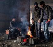 METEOROLOJI - Beyaza Bürünen Doğu Anadolu'da Hava Sıcaklığı Sıfırın Altına Düştü