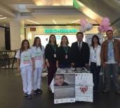 ORGAN BAĞıŞı - Biga'da Organ Bağışı Standı Açıldı