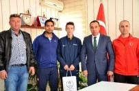 BRONZ MADALYA - Bilecikli Taekwondocu Türkiye Üçüncüsü Oldu