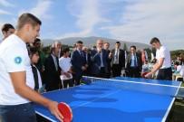 MERINOS - Bursa'da Okul Sporları Coşkusu
