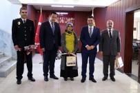 AHMET KARATEPE - Ceylanpınar'da Muhtarlar Günü Kutlandı