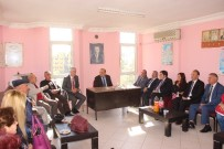 PARTİ MECLİSİ - CHP Heyetinin Çarşamba Ziyareti
