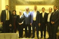 MUSTAFA AKIŞ - Cihanbeyli'ye AK Parti Genel Merkezi Ve Cumhurbaşkanı Başdanışmanlarından Ziyaret
