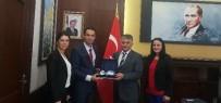 İNTERNET SİTESİ - CLK Uludağ Elektrik'ten Balıkesir Valiliğine Ziyaret