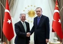 BAŞMÜZAKERECI - Cumhurbaşkanı Erdoğan, Birleşik Krallık Devlet Bakanı Duncan'ı Kabul Etti