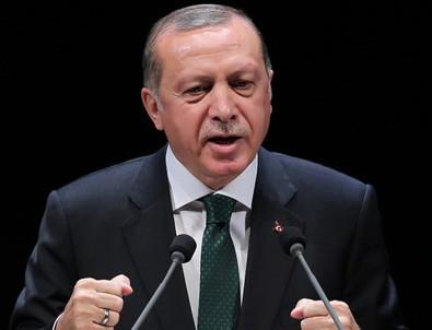 Cumhurbaşkanı Erdoğan'dan Lozan çıkışı