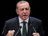 LOZAN ANTLAŞMASı - Cumhurbaşkanı Erdoğan'dan Lozan çıkışı