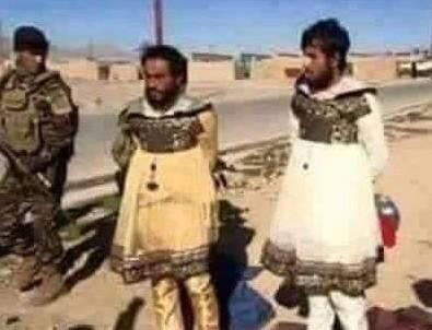 DAEŞ'liler kadın kılığında kaçıyorlar