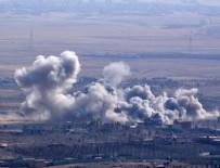 DAEŞ - DAEŞ valilik binasını patlattı