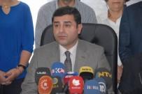 BİREYSEL BAŞVURU - Demirtaş Açıklaması 'Başkan Seçileceğimi Bilsem De Yine 'Hayır' Oyu Veririz'
