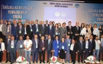 BURHANETTIN KOCAMAZ - Denizli Büyükşehir Belediyesi Genç Denizli Projesine Ödül
