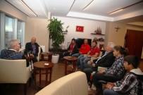 KARTAL BELEDİYESİ - Dragos Yelken Kulübü'nden Başkan Altınok Öz'e Ziyaret