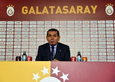 Dursun Özbek: TT Arena'nın üst kullanım hakkı çözümlenmiş oldu