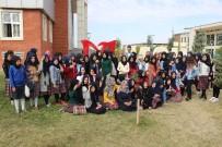 İLAHİYATÇI - Eğitime Kazandırılan Kız Çocukları Üniversite İle Tanıştı
