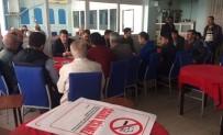 TÜTÜNLE MÜCADELE - Elazığ'da Tütünle Mücadele Toplantıları