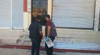 ERSİN ARSLAN - Elektrik Akımına Kapılan Suriyeli İşçi Öldü