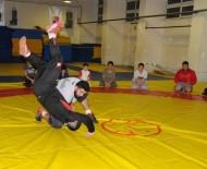 GÜREŞ - Eskişehirli Güreşçilerin Türkiye Şampiyonası Hazırlığı Devam Ediyor