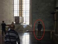 ANKARA EMNİYET MÜDÜRLÜĞÜ - Eylem Hazırlığındaki Canlı Bombanın Anıtkabir'deki Görüntüleri Ortaya Çıktı