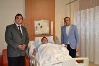 HORMONLAR - Fatsa Devlet Hastanesi'nde Bir İlk