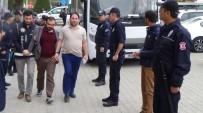 KARA PARA - FETÖ'nün Yemek Şirketlerinde Çalışan 8 Kişi Tutuklandı